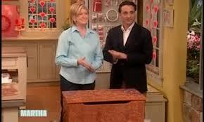 video how to build a tramp art toy chest part 1 martha stewart