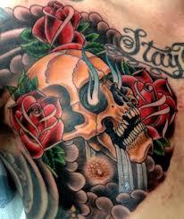skull by memorial