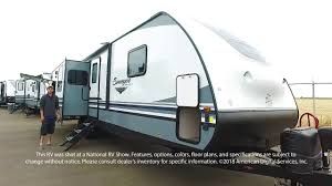 salem travel trailers floor plans forest river salem hemisphere hyper lyte 26bhkhl youtube