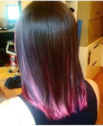 best 25 brown and pink hair ideas on pinterest brown hair pink