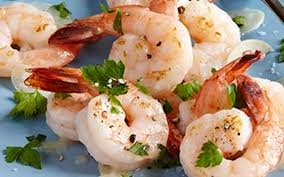 cooking light diet recipes twice cooked garlic and butter shrimp from the cooking light diet