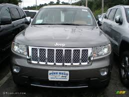 jeep grand cherokee gray 2011 mineral gray metallic jeep grand cherokee overland summit 4x4