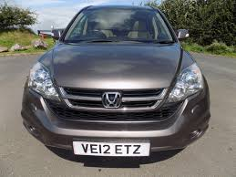 used honda cr v cars for sale in exeter devon motors co uk