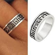 Viking Wedding Rings by Viking Ring Silver Ebay