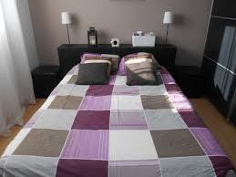 Couleur Chambre Adulte Moderne by Chambre Taupe Prune U2013 Chaios Com