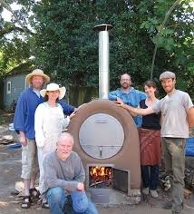 Diy Backyard Pizza Oven by 17 Best Images About Pizza Ovens I Want One On Pinterest