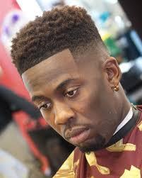 todays men black men hair cuts style mid skin fade coarse hair on top black men haircuts