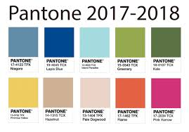 pantone color forecast 2017 color trends 2017 2018 with pantone back to brain learning solutions