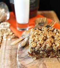 Pumpkin Bars With Crumb Topping Gluten Free Pumpkin Date Bars My Darling Vegan