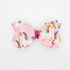 handmade hair bows unicorn handmade hair bow chic