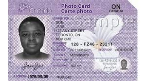 Legally Blind Driving New Photo Id Card For Non Drivers Feature Aids The Blind Ctv
