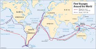 Map Of The Western Hemisphere Maps U0026 Atlas Silk Road Trade Routes Map