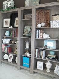 Den Ideas Best 25 Grey Bookshelves Ideas On Pinterest Yellow Bookshelves