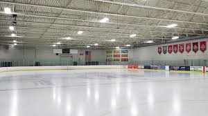 Arena Lights Ice Arena Lighting Retrofit Hid Lights To Led Lighting
