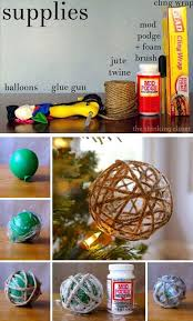 7 unique diy ornaments tutorials to bring in the festive