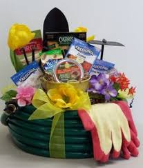 garden gift basket this 60 garden hose basket is filled with gardening goodies both