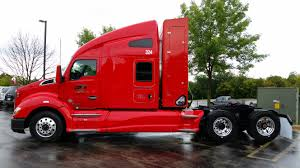 2014 kw t680 paper transport gets kenworth u0027s first full production natuarl gas