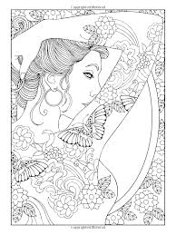 woman coloring pages beautiful woman coloring page free printable