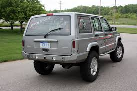 Jeep Cherokee Tail Lights Hd Led Tail Light Housings Jeep Xj