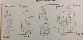the elementary math maniac qr code scavenger hunts using
