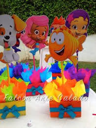 bubble guppies birthday party decorations cut out prints of each