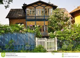 Traditional House Swedish Traditional House Royalty Free Stock Image Image 31661216