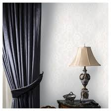 tempaper lace removable wallpaper pearl white target