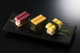 but cuisine en kit sushi kit no we don t need it but we still want to try it