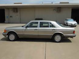mercedes 420sel mercedes 420sel for sale on classiccars com 5 available