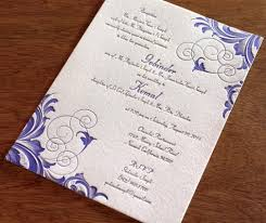 4 new indian wedding card designs letterpress foil blind