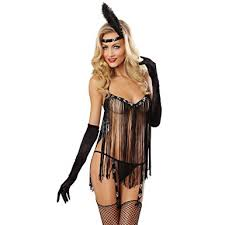 Halloween Costumes Lingerie Amazon Dreamgirl Women U0027s Lingerie Costume Long