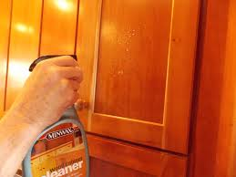 what is the best wood cleaner for cabinets cleaning your kitchen cabinets minwax