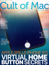 Home Design Universal Magazines Cult Of Mac Magazine Iphone 8 Home Button Secrets New Tweaks In