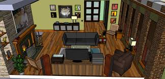 Home Design Using Google Sketchup by Google Sketchup Living Room Carameloffers