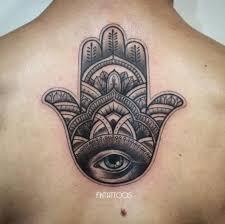Tatoo Design - 40 flawless hamsa designs tattooblend