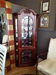curio cabinet drexelio cabinet sold dining room kitchen harp