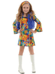 Girls 70s Halloween Costumes Wholesale Prices