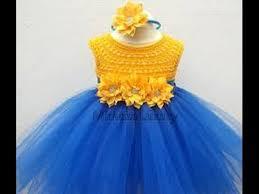 crochet baby dress pattern