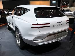 hyundai luxury suv hyundai suv genesis 2018 2019 car release and reviews