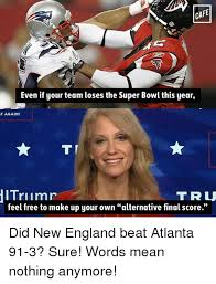 Atlanta Memes - even if your team loses the super bowl this year at again tti