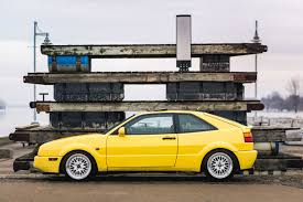 Corrado Vr6 Interior Not New Review The Volkswagen Corrado G60 Is Flawed But It U0027s The