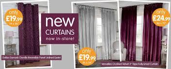 Tj Hughes Curtains Prices Cheap Curtains From B U0026m