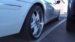 bmw 750li w 22 inch forged xix rims youtube