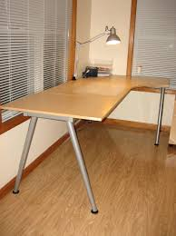 Galant Office Desk Ikea Glass Desk Galant Home Design Ideas