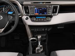 2013 toyota rav4 instrument panel interior photo automotive com