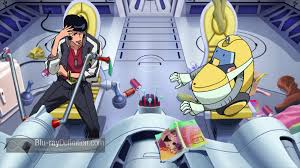 space dandy space dandy blu ray review