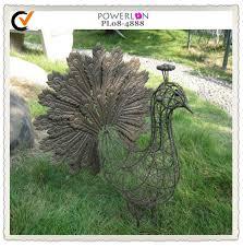 duck wrought iron garden ornaments buy wrought iron garden