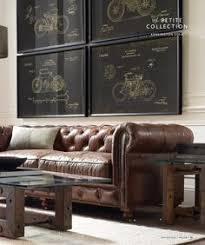 Sofa Lengths Greatroom Lancaster Leather Sofas Lengths 60
