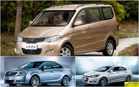 wuling cars anything on wheels 201501