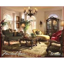 6 727 00 palais royale living room set by michael amini 3 pc